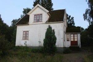 """Referensjobb """"Huset byggt 1931 - Före om- och tillbyggnad."""" utfört av Johannishus Bygg & Entreprenad AB"""