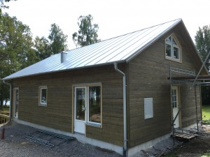 """Referensjobb """"Nybyggnad"""" utfört av Johannishus Bygg & Entreprenad AB"""