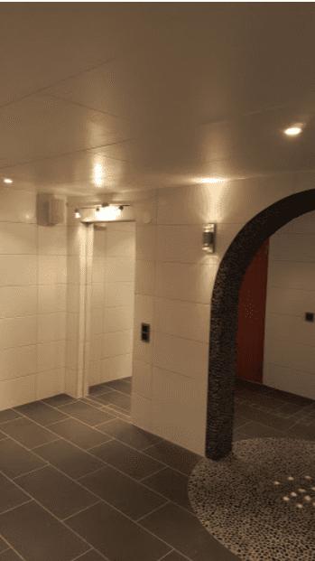 """Referensjobb """"Totalrenovering av en källare"""" utfört av Breids bygg & Platt"""