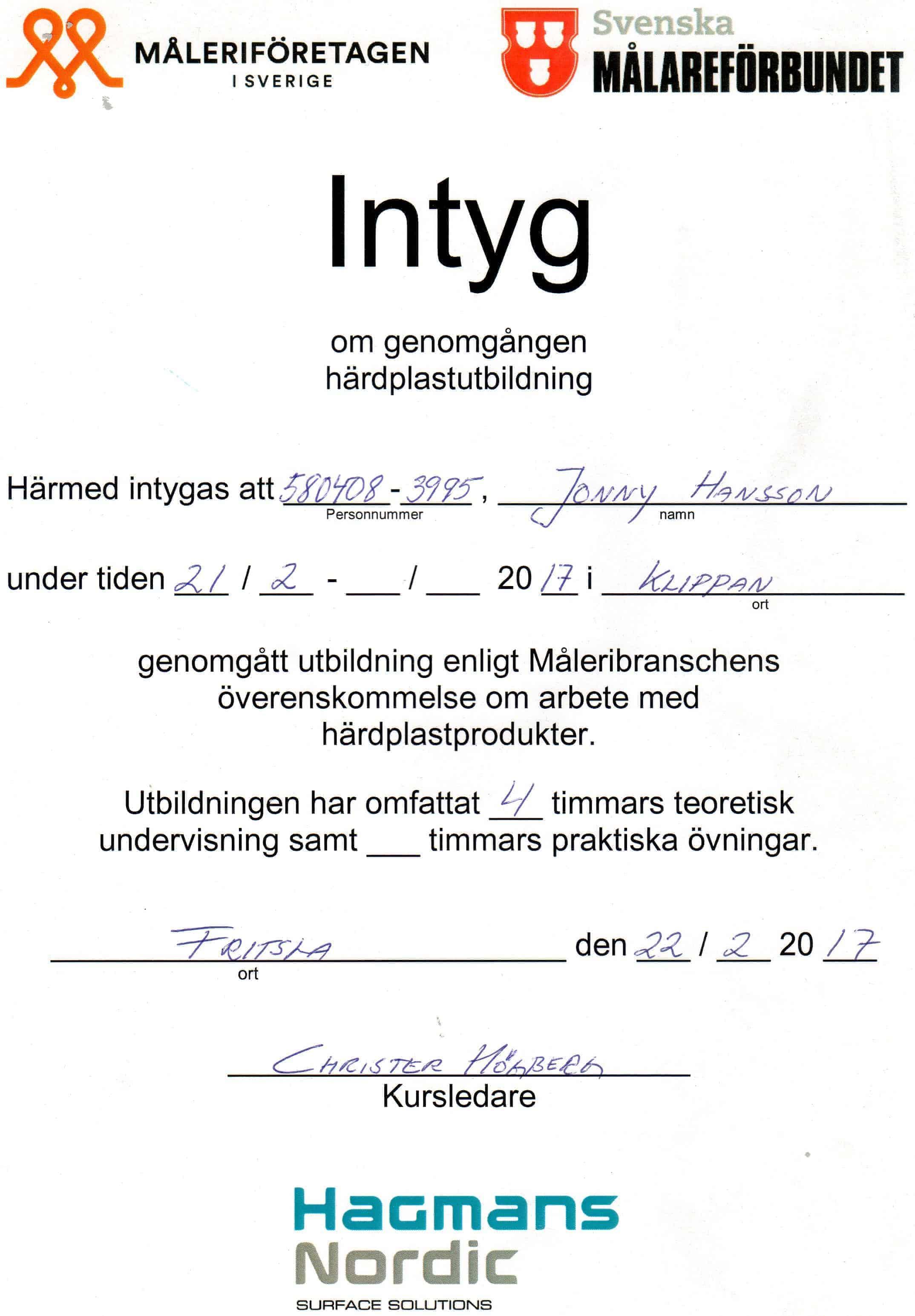 """Referensjobb """""""" utfört av Bjärröds Bygg AB"""