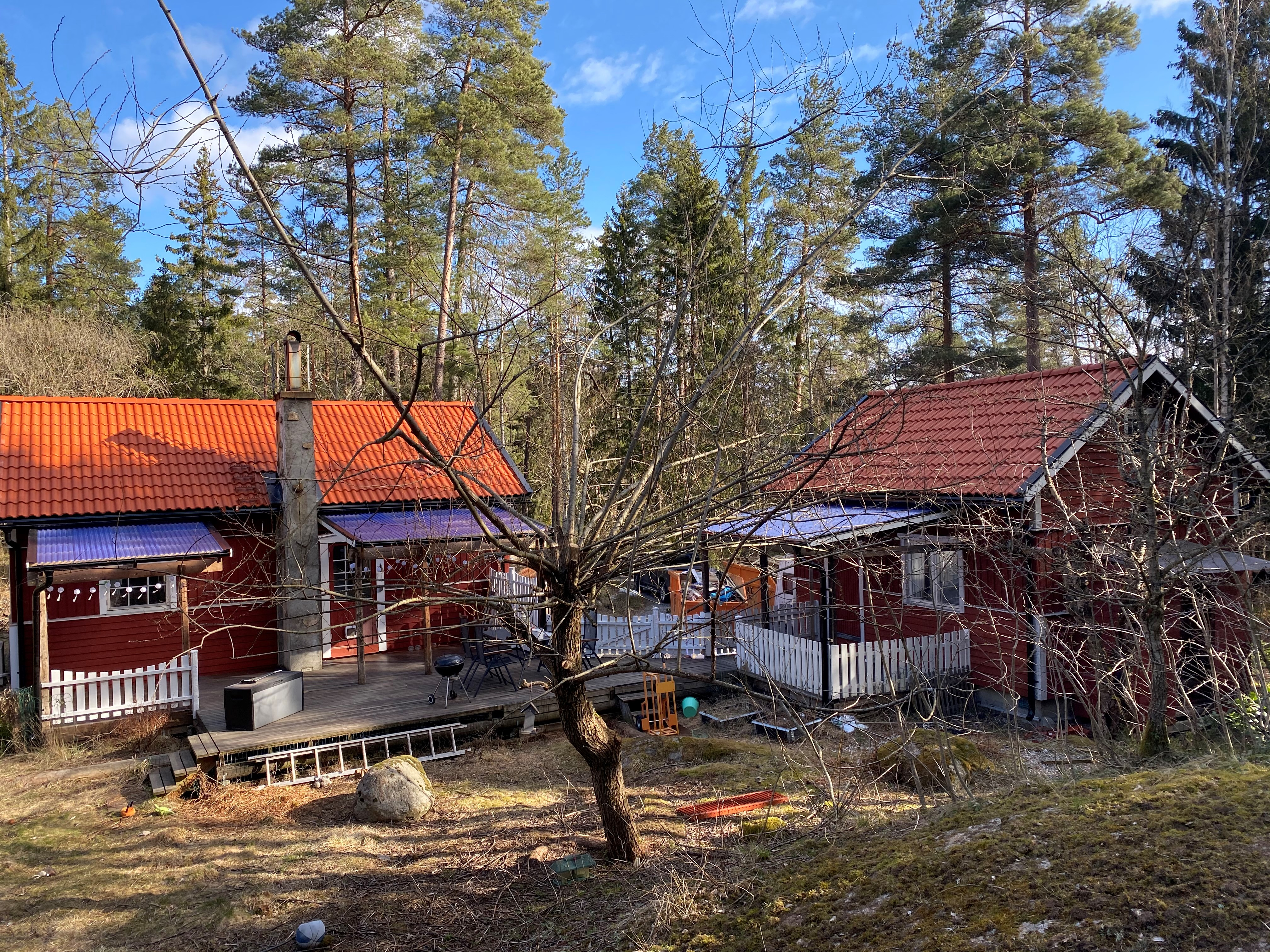 "Referensjobb ""2 st takrenoveringar och 3 st altantak"" utfört av SOLID BYGGPARTNER I SVERIGE AB"