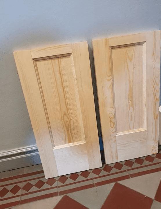 """Referensjobb """"Renovering dörr"""" utfört av Adams Snickeri AB"""