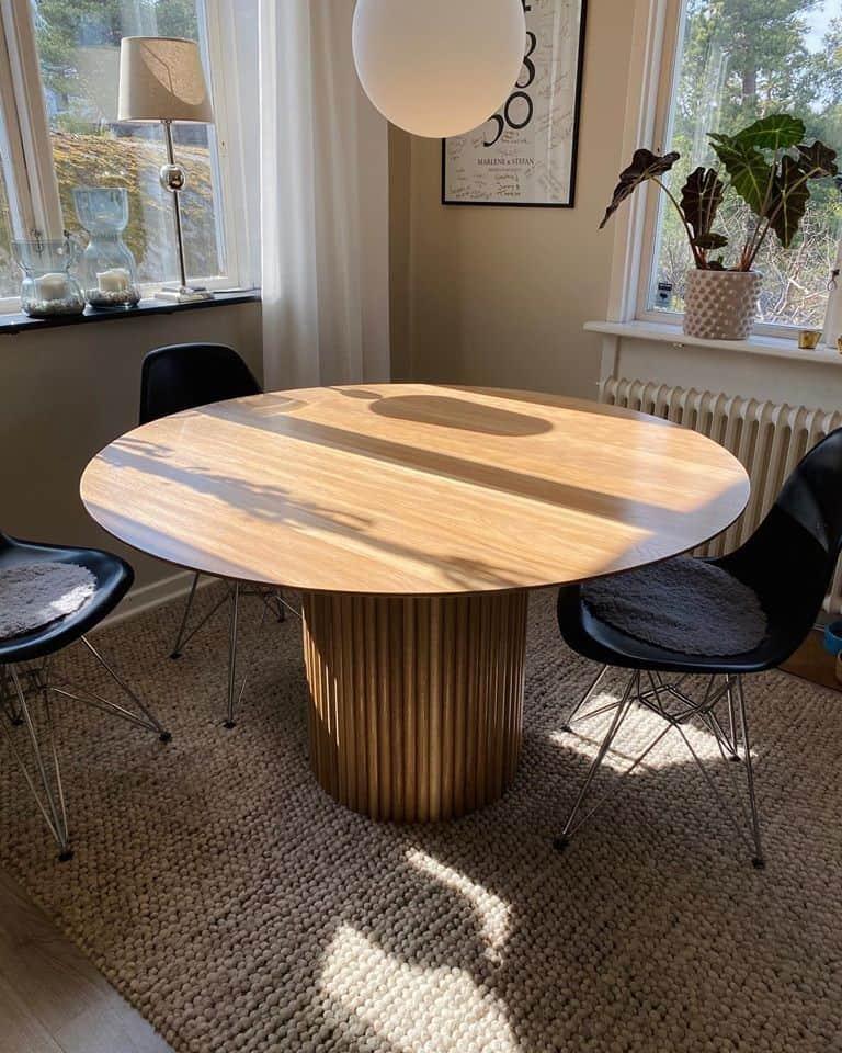 """Referensjobb """"Matbord"""" utfört av Björnberg Interior Designs"""