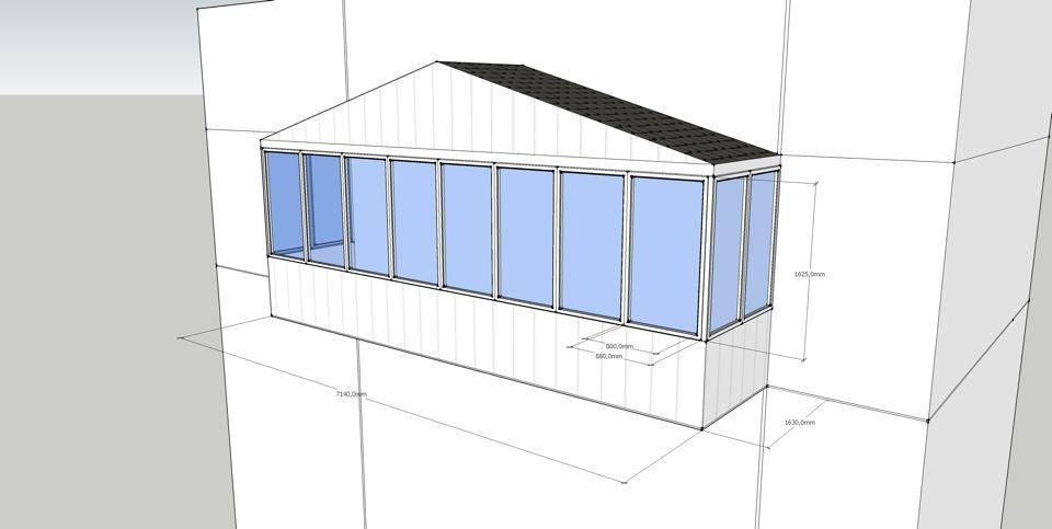 """Referensjobb """"Vi erbjuder professionell tredimensionell visualisering av våra projekt. """" utfört av LYXMAR AB"""