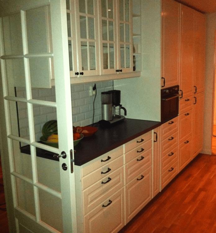 """Referensjobb """"Nytt kök med tillhörande vitvaror, Årsta. (EFTER)"""" utfört av Jonara AB"""