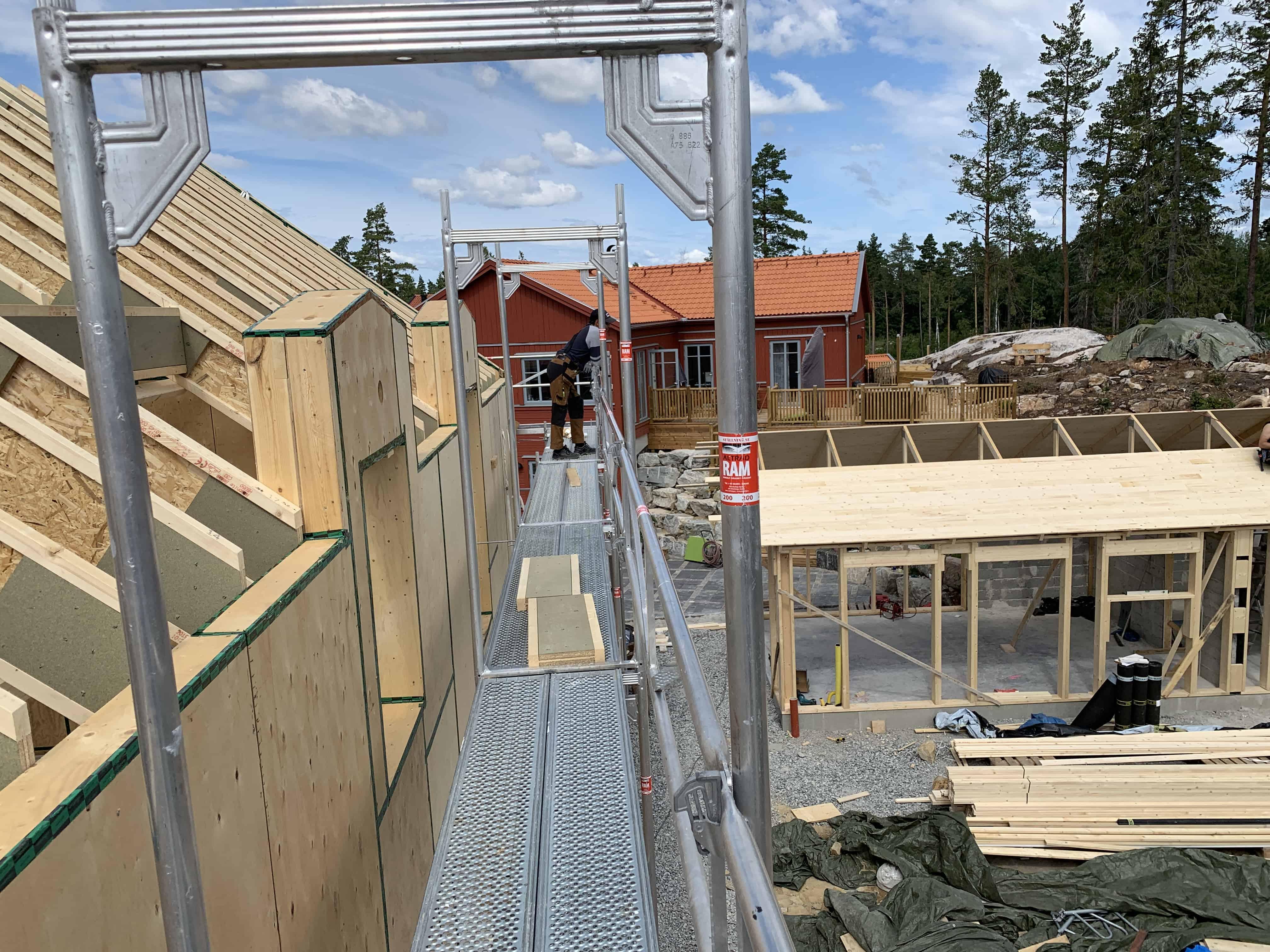 """Referensjobb """"Nykvarn"""" utfört av GLDK Byggtjänst Handelsbolag"""