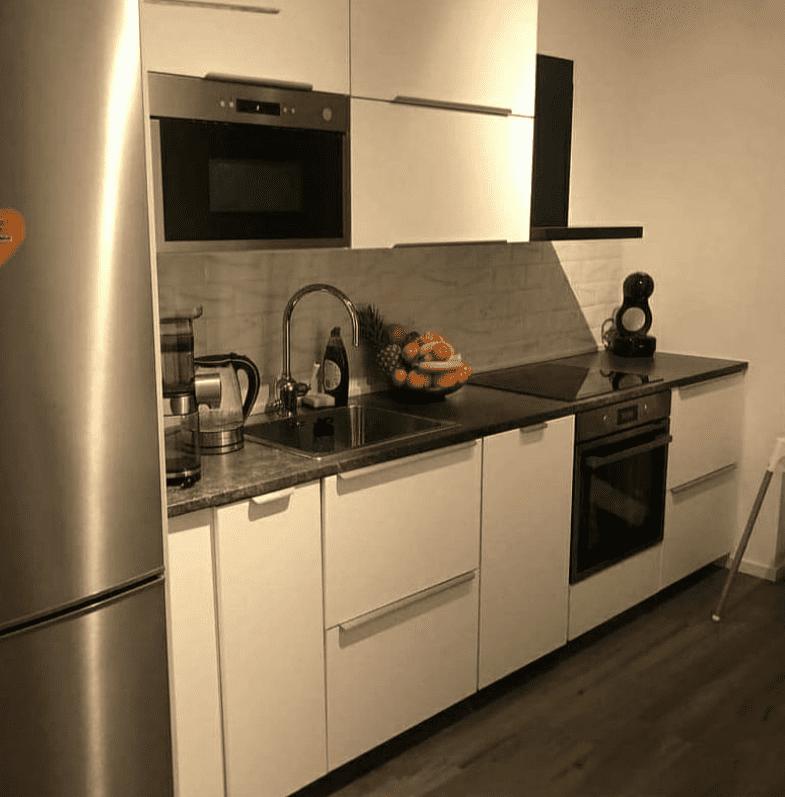 """Referensjobb """"Från planering till färdigt kök"""" utfört av Cruses Bygg & Allservice"""