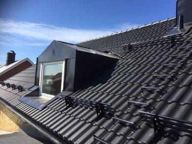 """Referensjobb """"Nytt tak"""" utfört av RTH Bygg AB"""