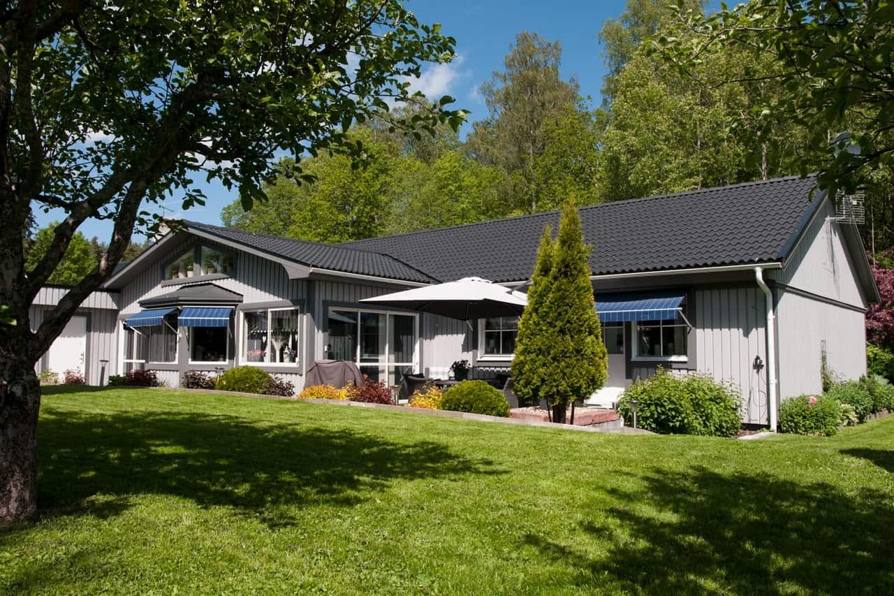 """Referensjobb """"Nytt tak"""" utfört av Villa Husrenovering i Sverige AB"""