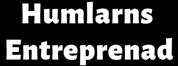 Logotyp för Humlarns Entreprenad