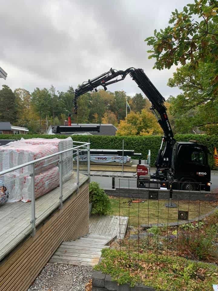 """Referensjobb """""""" utfört av NRT Bygg i Jönköping"""