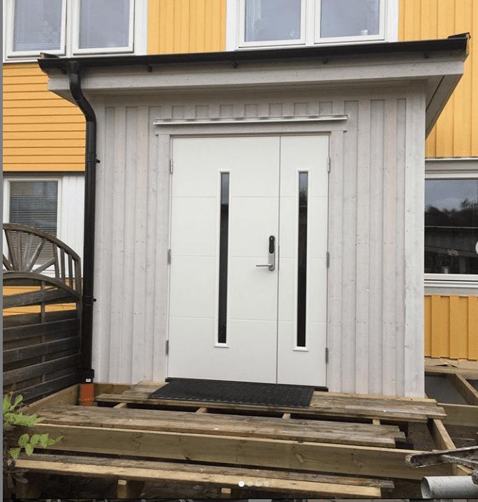 """Referensjobb """"Utbyggnad"""" utfört av Ahlkvist Bygg & Service"""