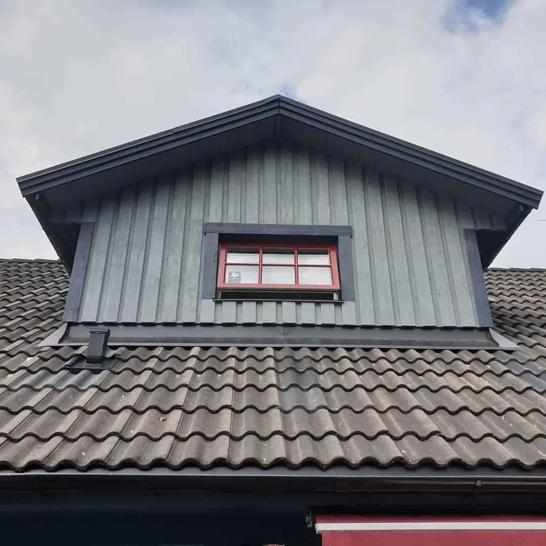 "Referensjobb ""Takkupa"" utfört av Snickare Fredrik Eneroth AB"
