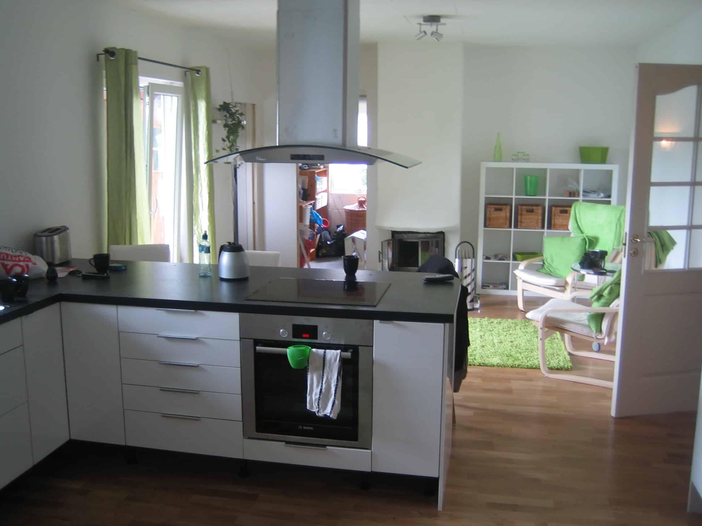 """Referensjobb """"Köksrenovering."""" utfört av GB Bygg & Byggkonsult"""