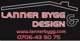 Logotyp för Lanner Bygg AB