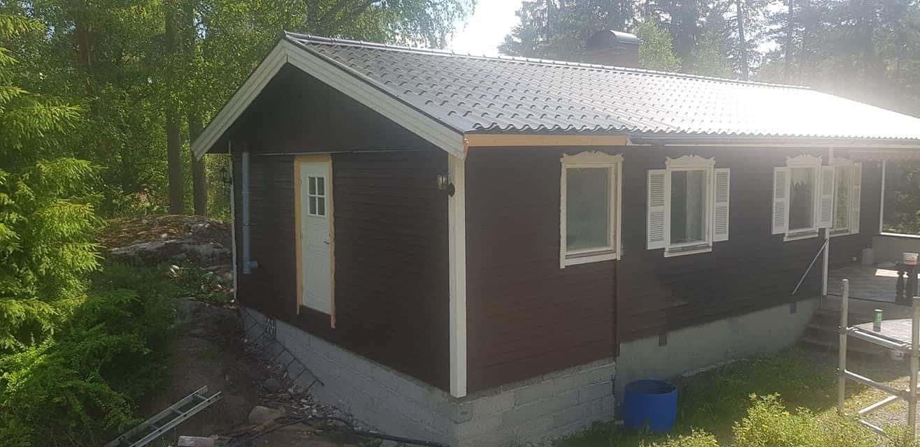 """Referensjobb """"Tillbyggnad"""" utfört av RC Linells Bygg & Service Handelsbolag"""