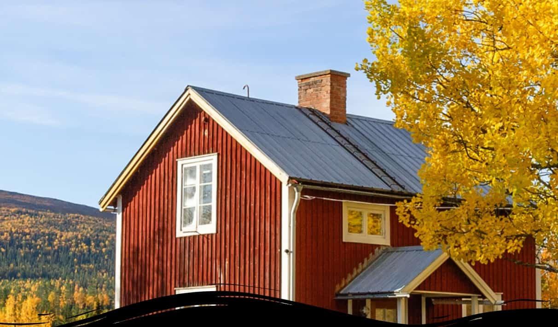 """Referensjobb """"Fasadrenovering"""" utfört av Wilstam Bygg AB"""