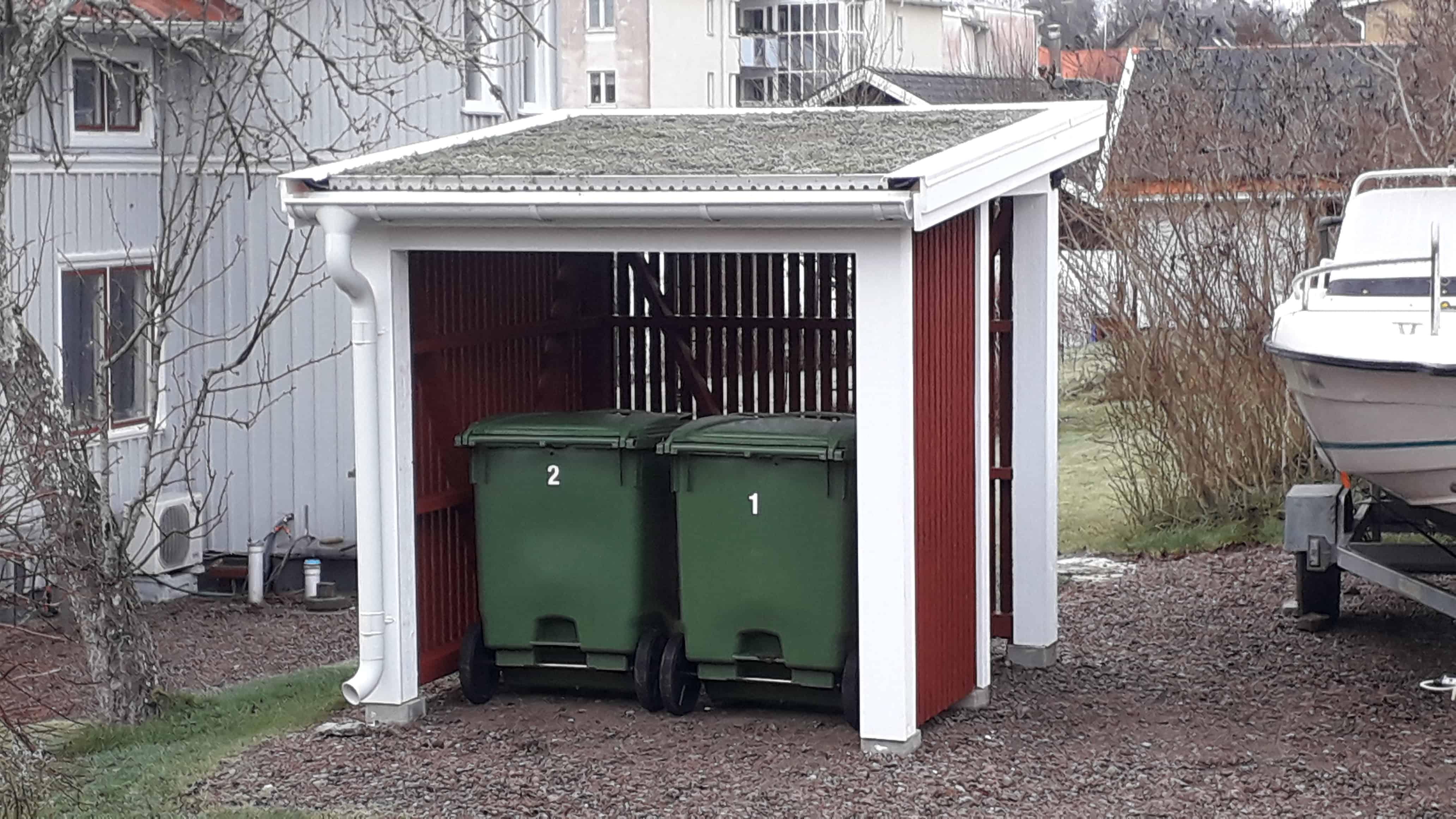 """Referensjobb """"Snyggt Sophus"""" utfört av Mikael Fogelbergs Byggnadsfirma i Mullsjö"""