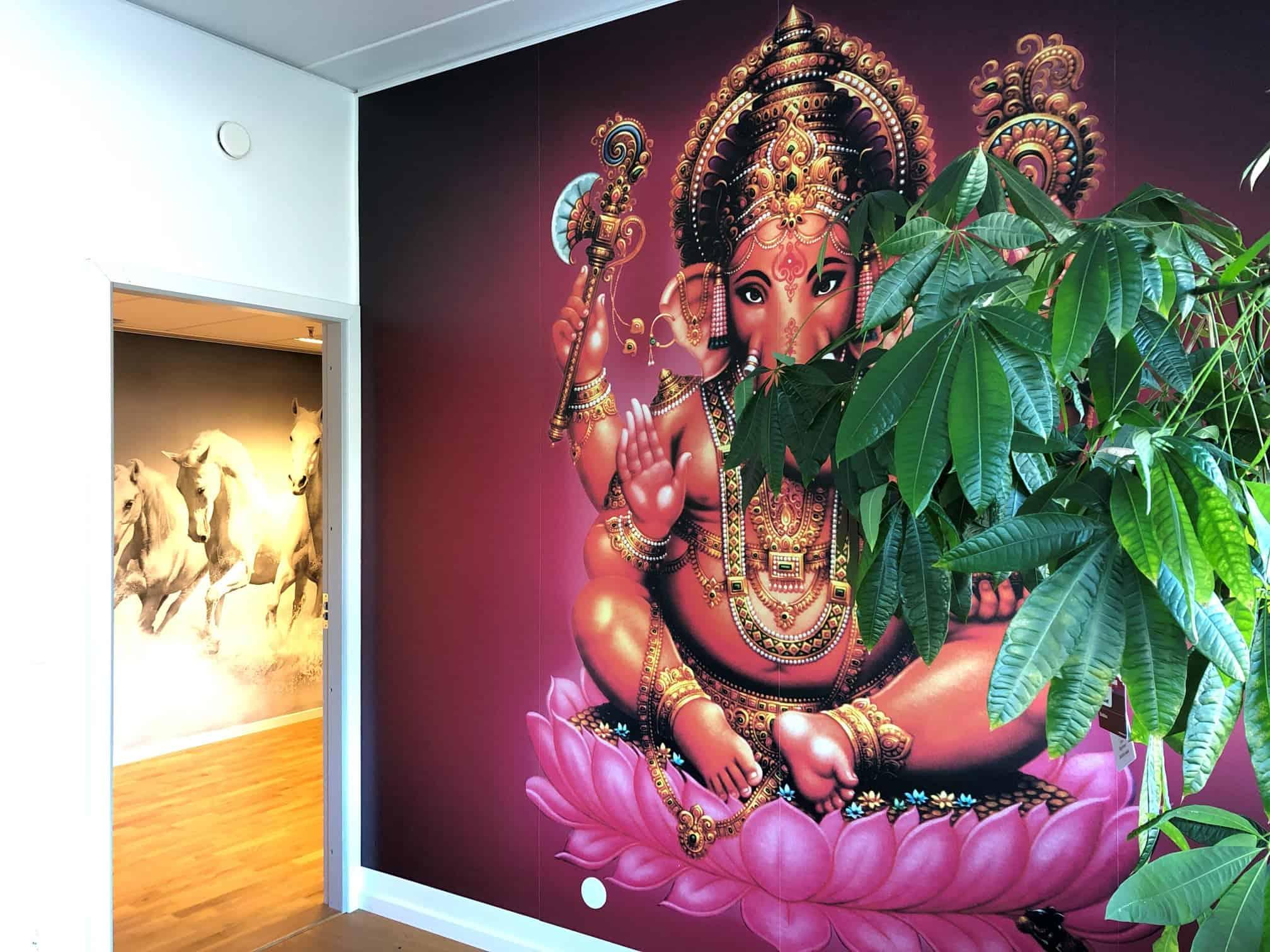 """Referensjobb """"Ganesh"""" utfört av Struktina Förvaltning Aktiebolag"""