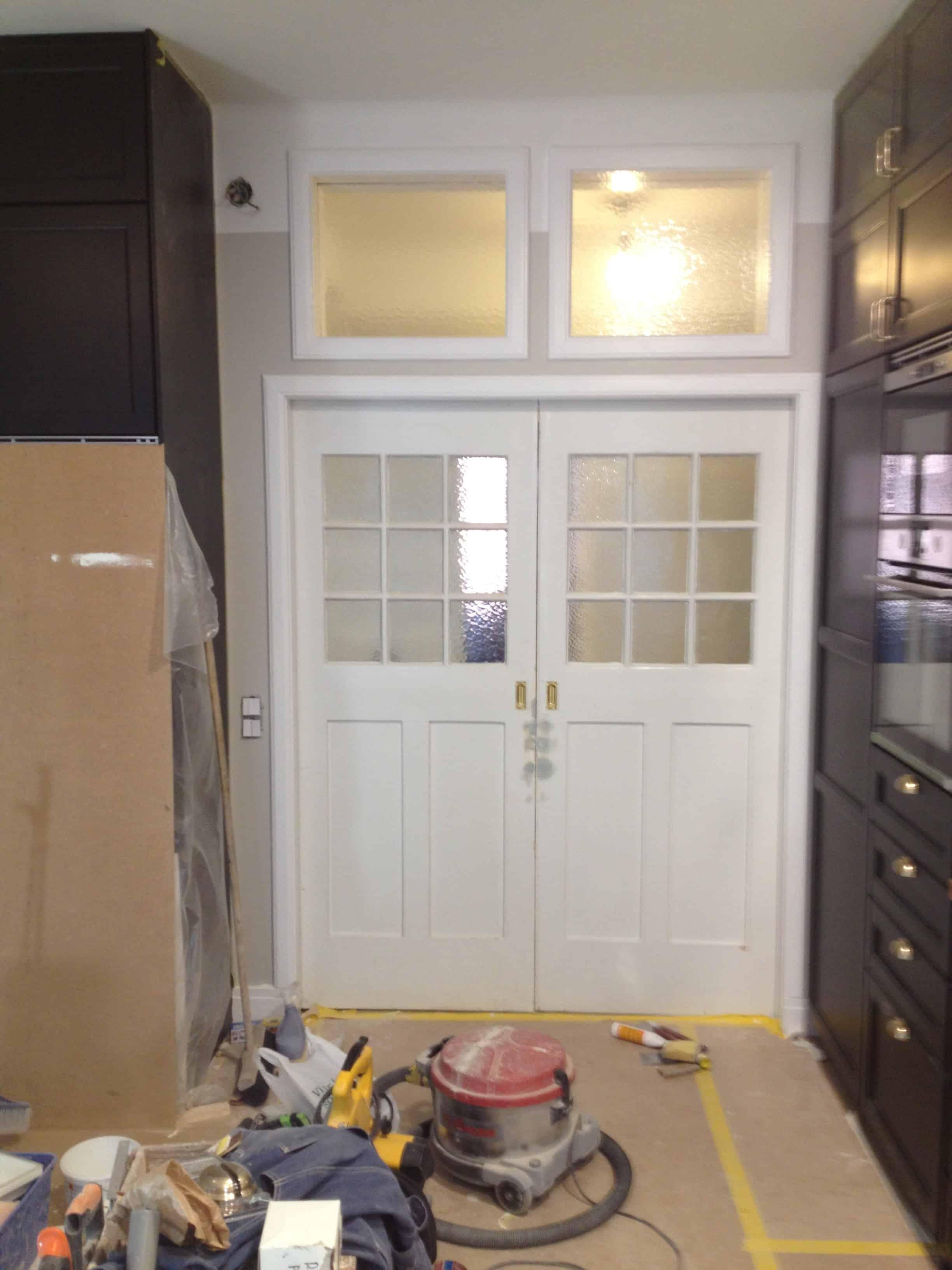 """Referensjobb """"Nya dörrar."""" utfört av STEFAN DAHLS SYSTEMTEKNIK & SERVICE"""