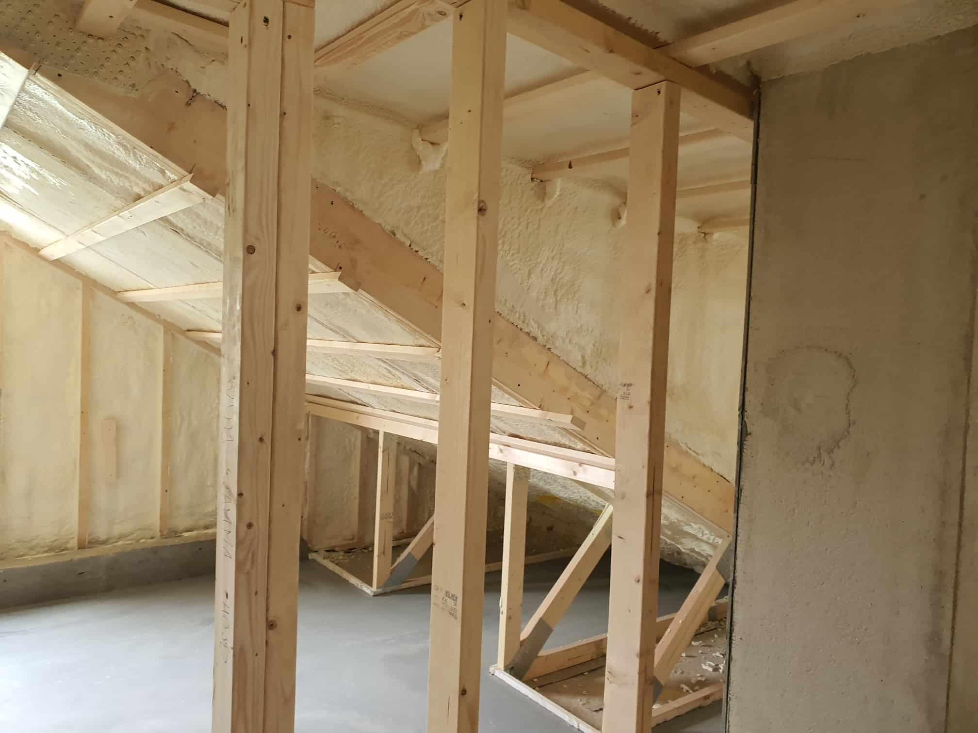 """Referensjobb """"Tillbyggnad ovanvåning"""" utfört av S&K Development AB"""
