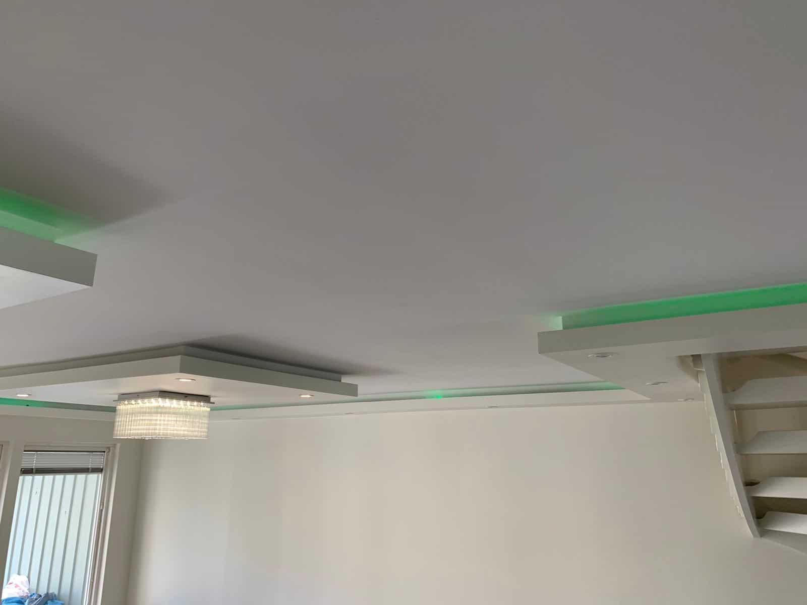 """Referensjobb """"installation el tak"""" utfört av Botkyrka Elteknik AB"""