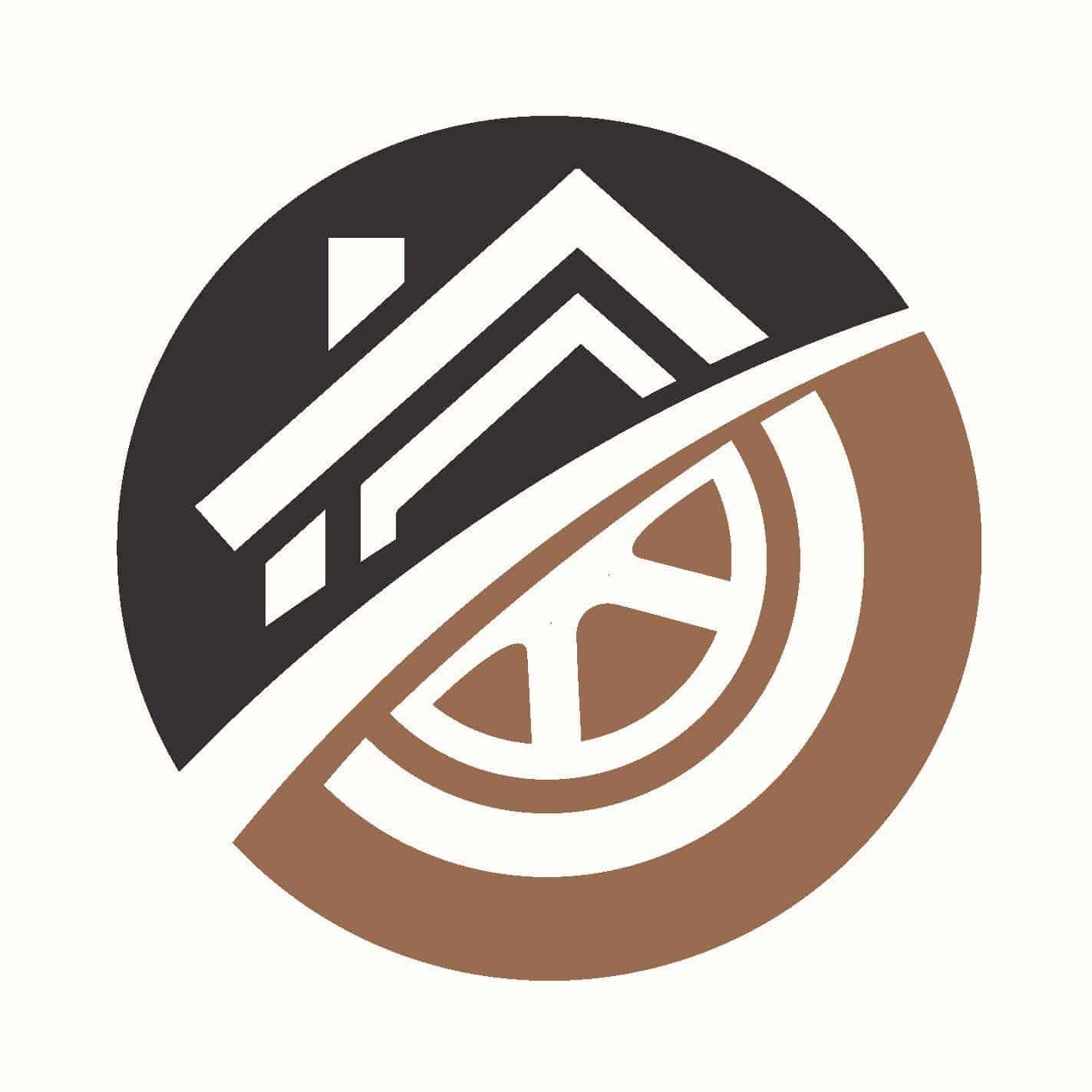 Logotyp för FJÄLS Bygg AB