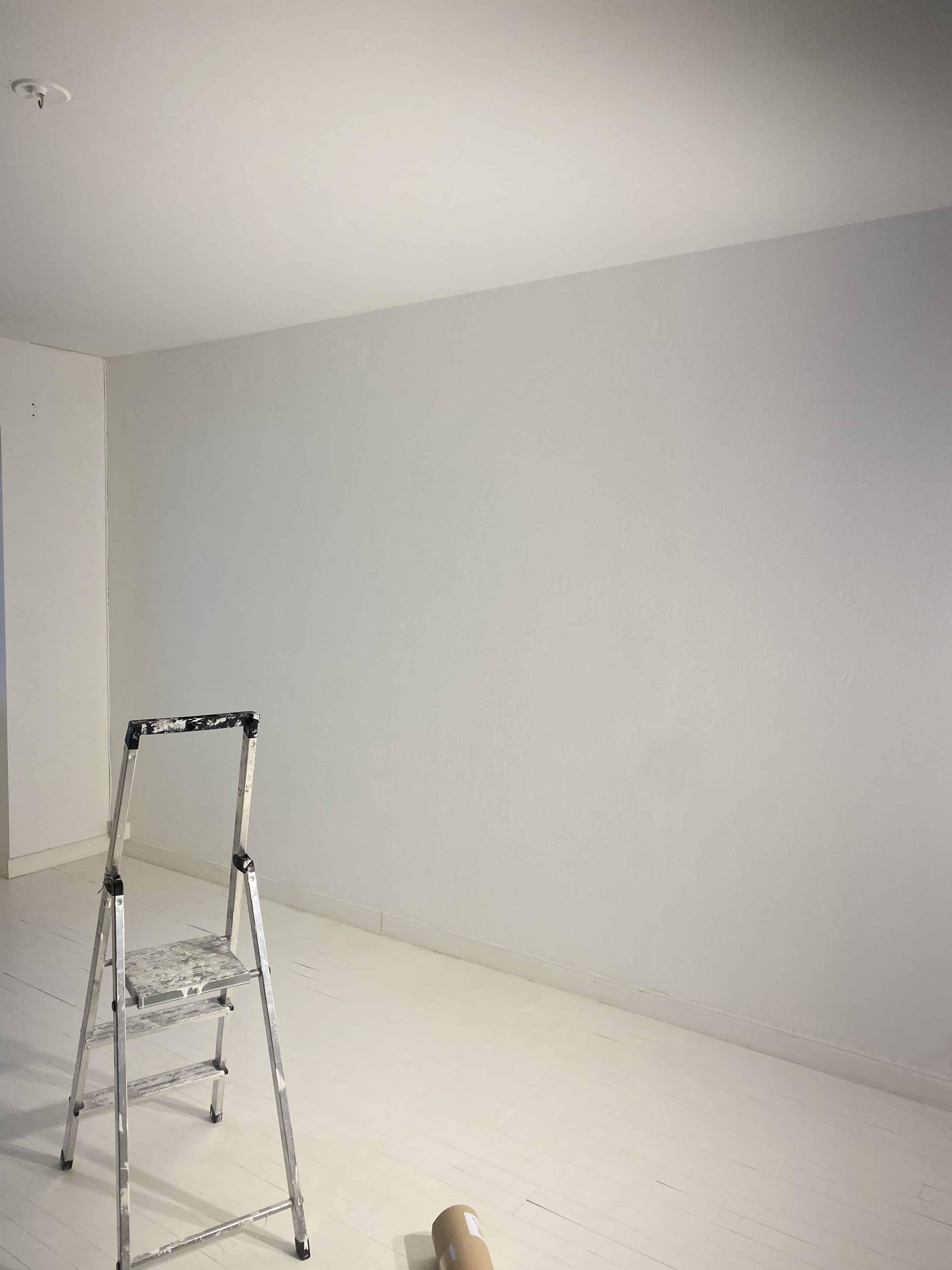 """Referensjobb """"Målning."""" utfört av HD Golv & Bygg"""