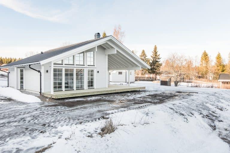 """Referensjobb """"Husbyggnation"""" utfört av Dynamic Construction Sweden AB"""