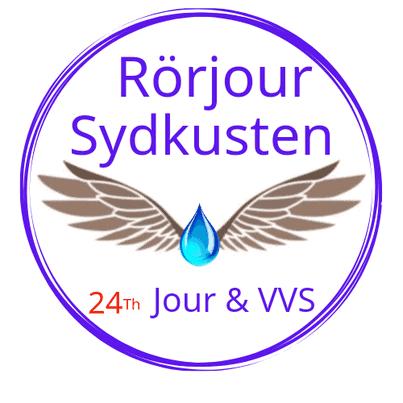 Logotyp för Rörjour Sydkusten