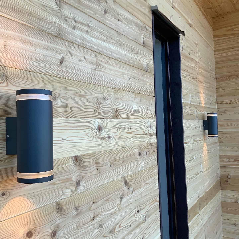 "Referensjobb ""Fin belysning på det nya huset"" utfört av Nordiska Effekt Byggen AB"