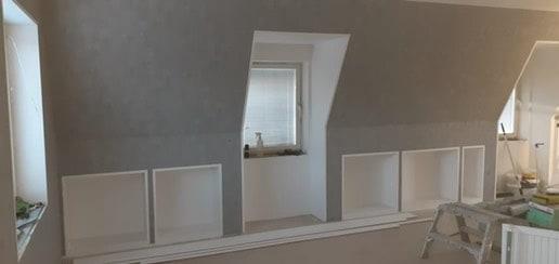 """Referensjobb """"Invändig renovering."""" utfört av H&U Bygg & Städ AB"""