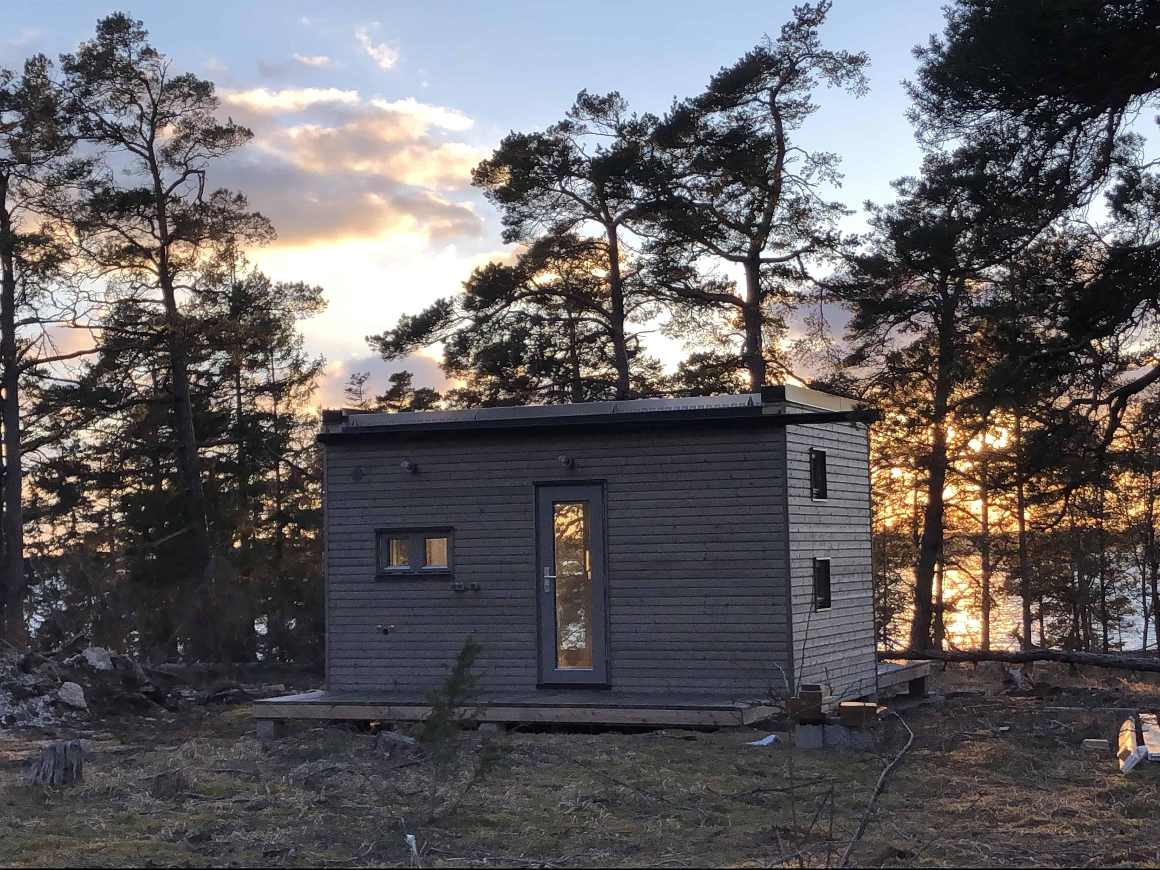 """Referensjobb """"Nytt hus"""" utfört av Nordiska Effekt Byggen AB"""
