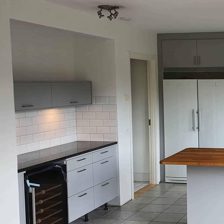 """Referensjobb """"Köksrenovering."""" utfört av BYGG & INREDNINGSMONTAGE I SKÅNE AB"""
