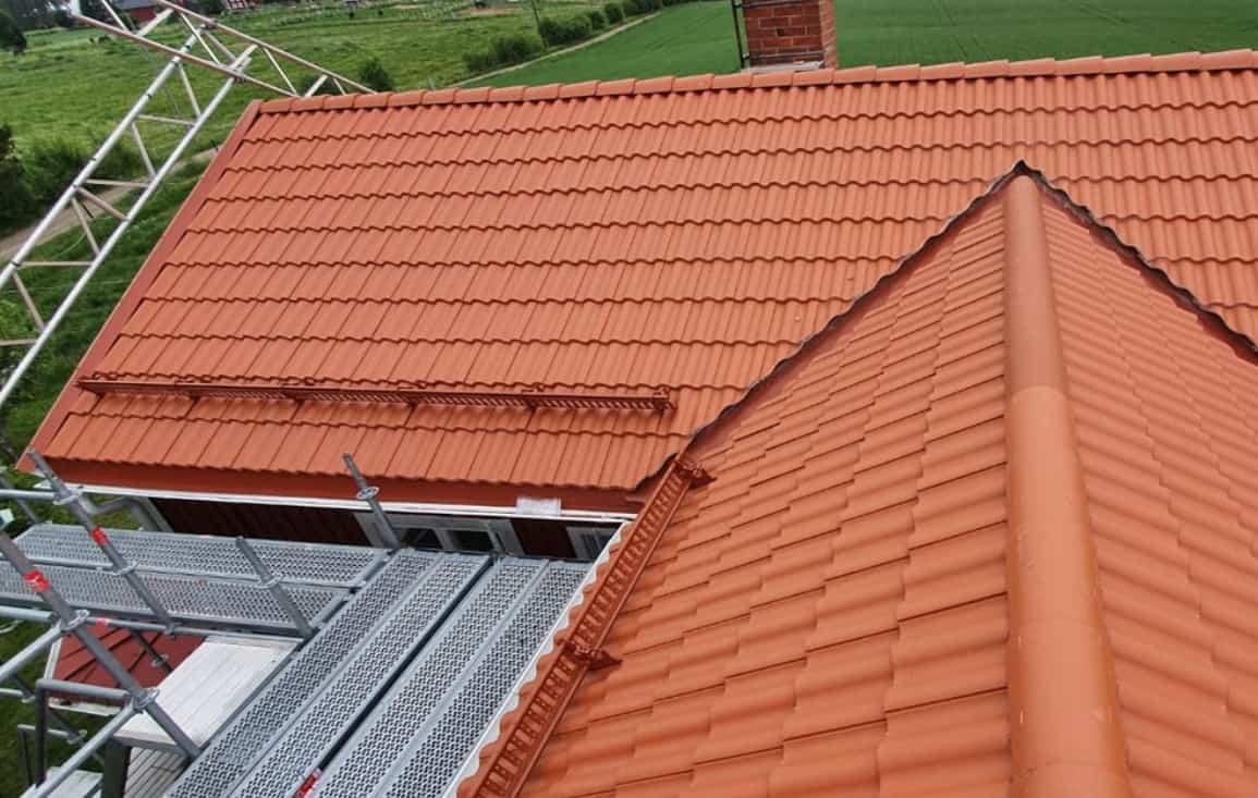 """Referensjobb """"Nytt tak"""" utfört av Alltreko Bygg AB"""