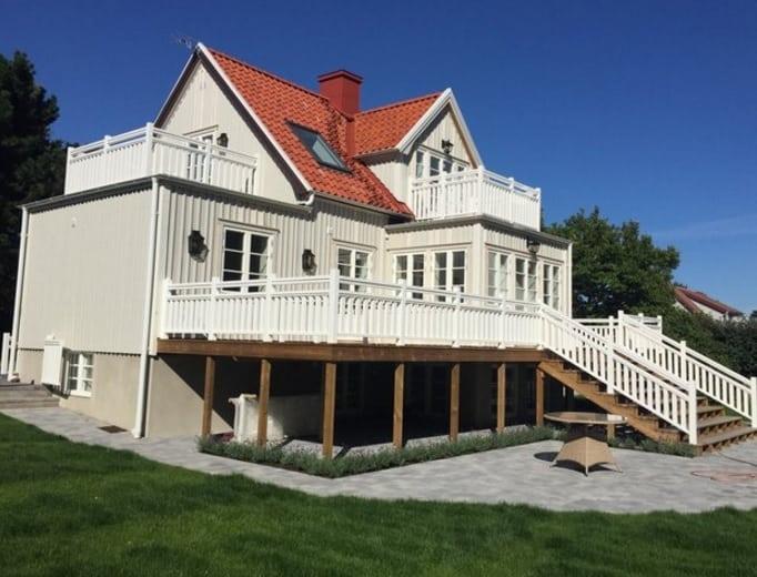 """Referensjobb """"Ny villa"""" utfört av Michael Bygg & Måleriservice i Skåne AB"""