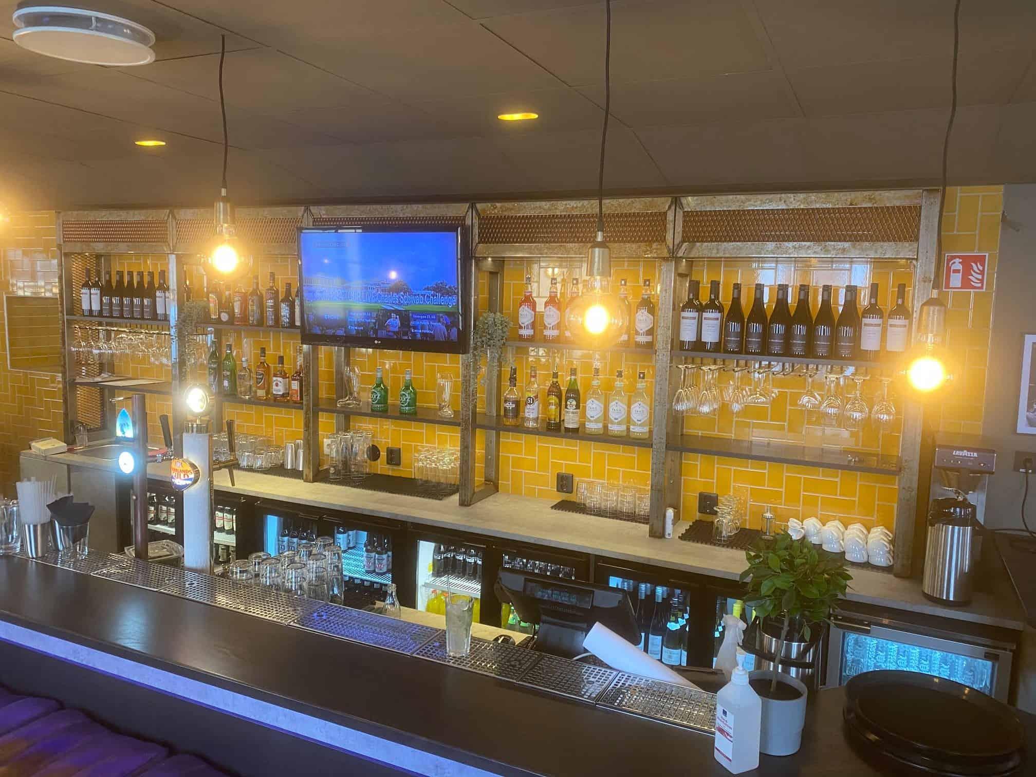 """Referensjobb """"Ny bar."""" utfört av Visby Södra Bygg AB"""