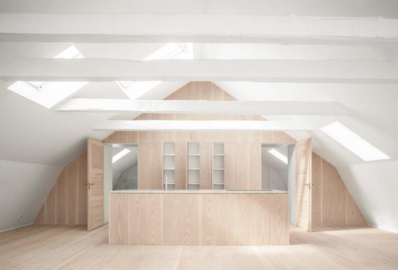 """Referensjobb """"Lägenheter, gamla stan"""" utfört av Robert Sandell Arkitektkontor Aktiebolag"""