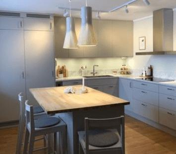 "Referensjobb ""Kök"" utfört av Pontus N Bygg & Montering AB"