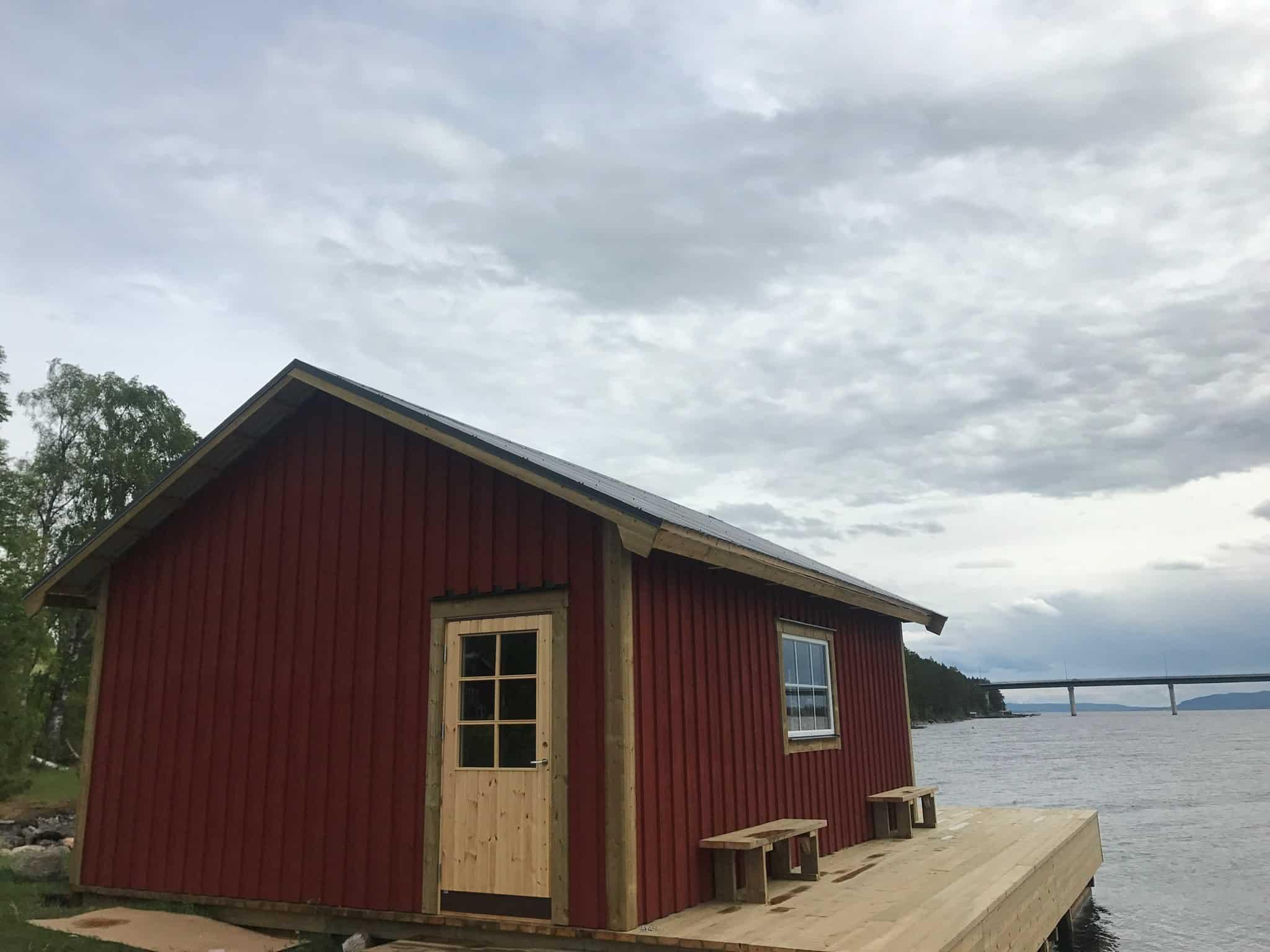 """Referensjobb """""""" utfört av Lennart i Salom AB"""
