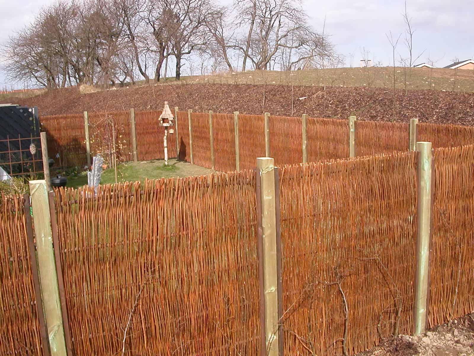 """Referensjobb """"Nytt staket"""" utfört av MBN-Huset AB"""
