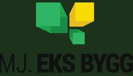 Logotyp för MJ EKs Bygg i Jönköping AB