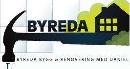 Logotyp för Bygg och Renovering med Daniel