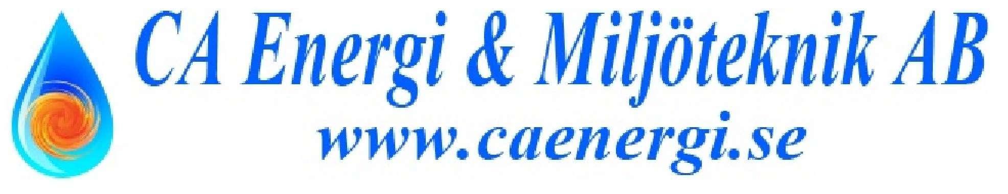 Logotyp för CA Energi & Miljöteknik AB