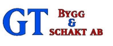 Logotyp för GT i Täby Bygg & Schakt AB