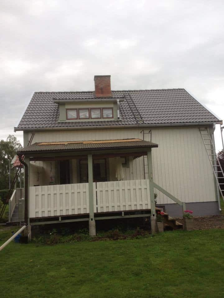 "Referensjobb ""Takbyte EFTER"" utfört av Anderssons Allservice & Reparation AB"