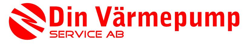 Logotyp för Din Värmepump Service i Skåne AB