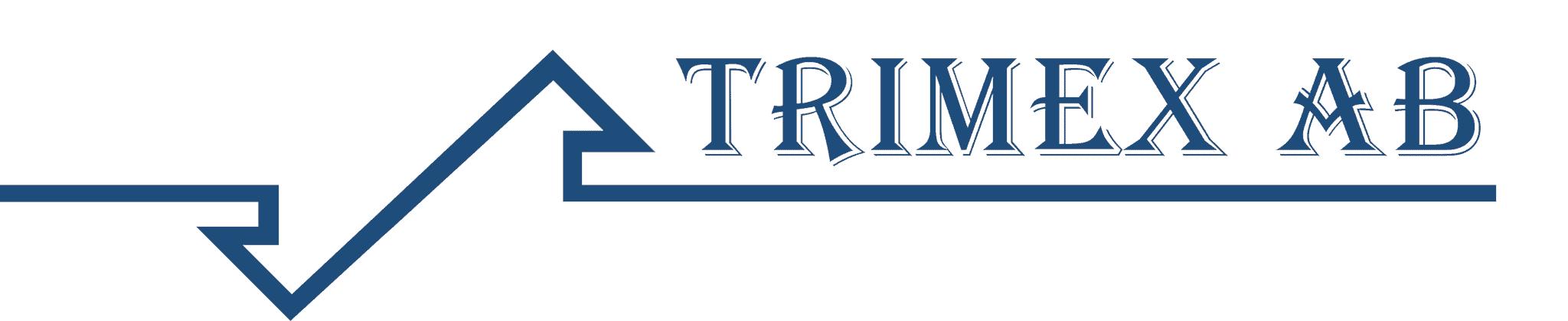 Logotyp för Trimex AB