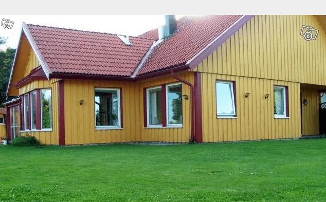 """Referensjobb """"-"""" utfört av Karlshamns Måleri och Snickeri AB"""