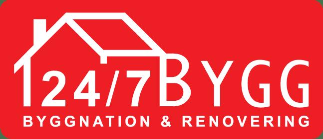 Logotyp för 247 Bygg